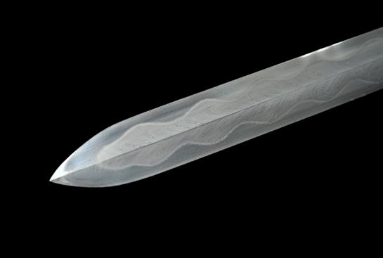 泉宗康熙佩剑-典藏版-羽毛钢