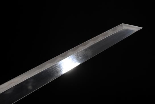 德匠小环首-百炼钢烧刃