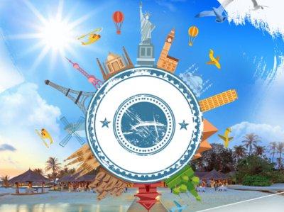 《环游世界八十天》主体团建活动