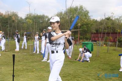 <优棒团队>棒球团建