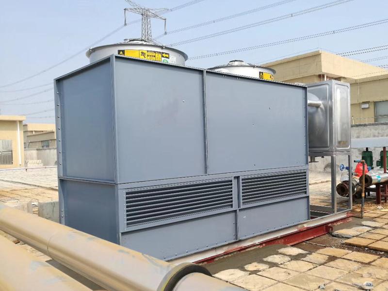 冷却塔常见故障分析与解决方法