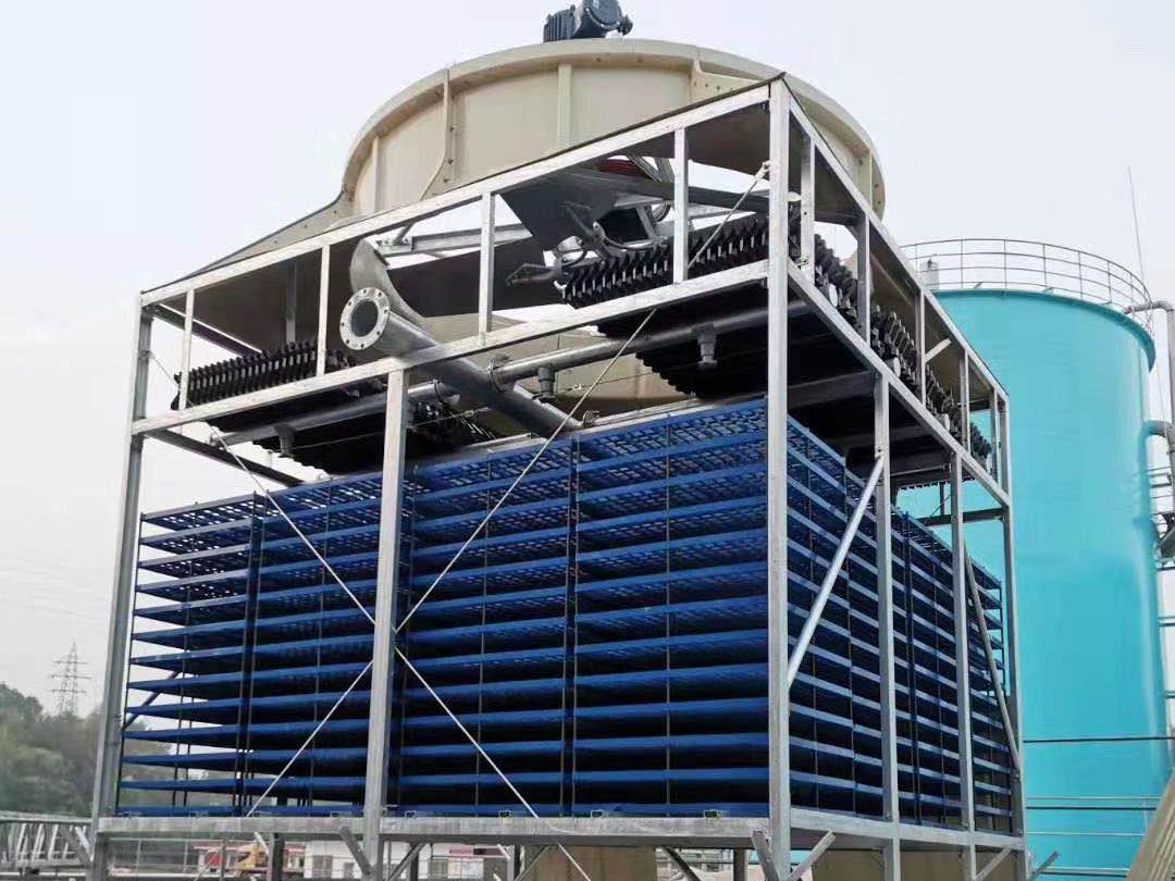 污水冷却塔