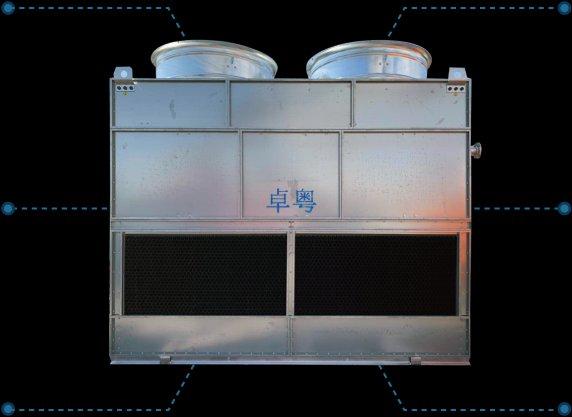 不锈钢密闭式冷却塔