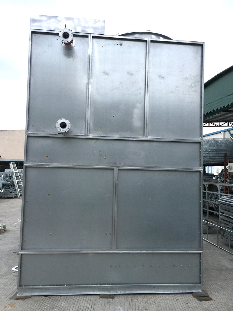 ZYM-80L不锈钢闭式冷却塔