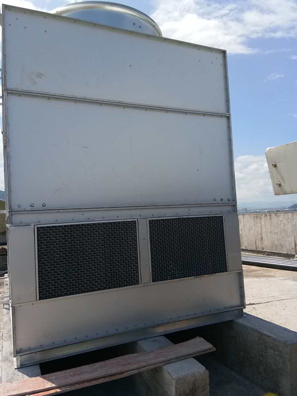 ZYM-200L不锈钢逆流闭式冷却塔