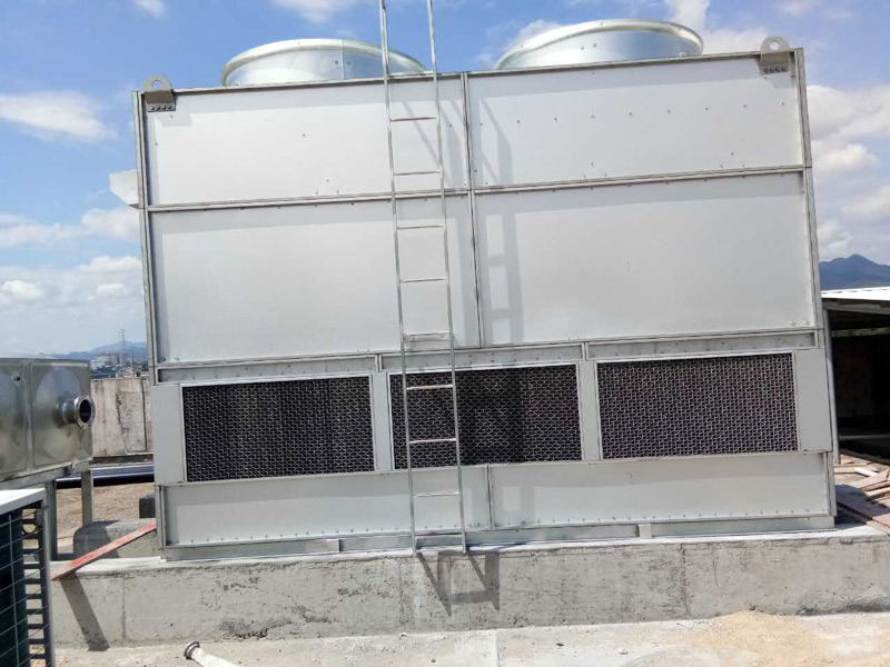 ZYM-200吨不锈钢闭式逆流冷却塔