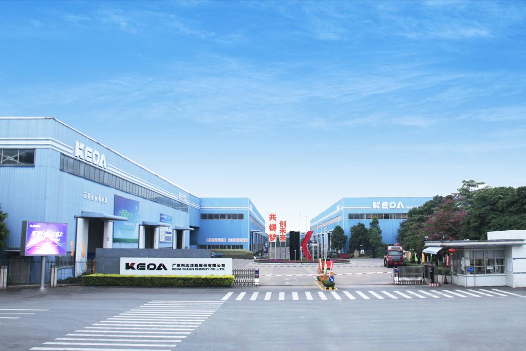 建材机械厂车间降温工程案例-广东科达洁能股份有限公司