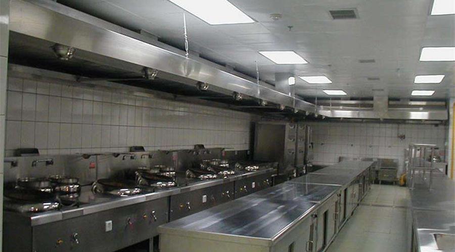 酒店,餐厅,学校,工厂食堂,厨房通风降温解决方案