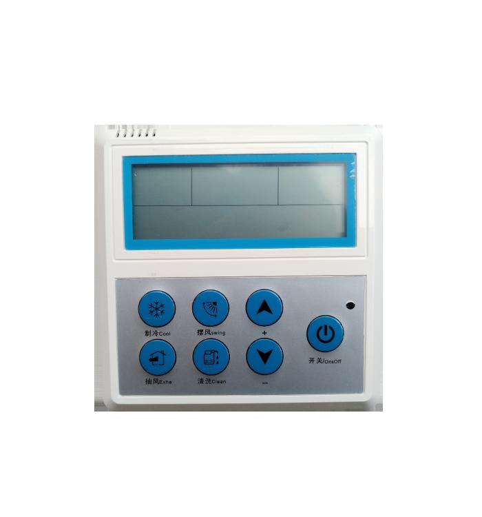 环保空调变频控制面板