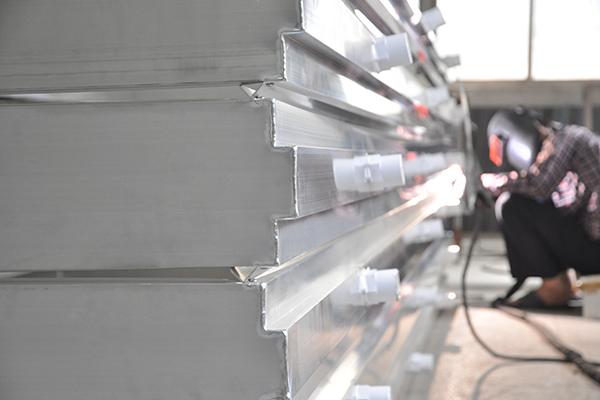 水帘精工焊接
