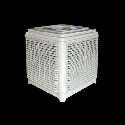 中央供水式上出风环保空调