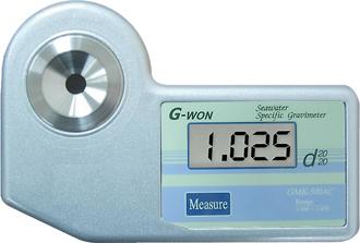 GMK-500AC海水比重仪