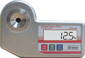 葡萄酒红酒酒精度测试仪GMK-600