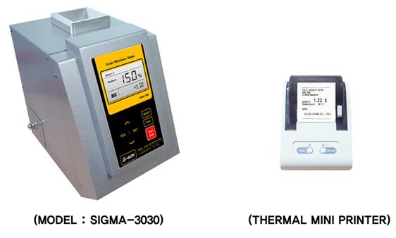 SIGMA-3030连续单粒粮食水分测量仪