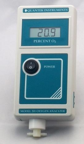 Model 201便携式氧气分析仪