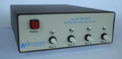 多点顺序气体采样器MODEL500