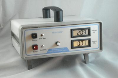 Model 902P在线氧气二氧化碳分析检测仪