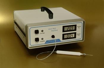 Model 902DLV低取样量氧气和二氧化碳顶空气体分析仪