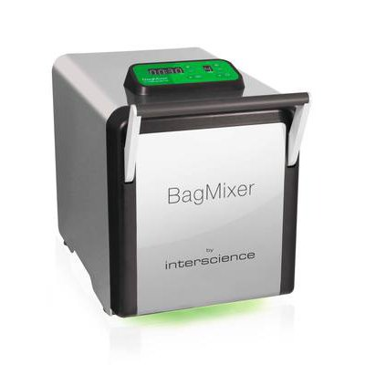 BagMixer400S超静音拍击式均质器