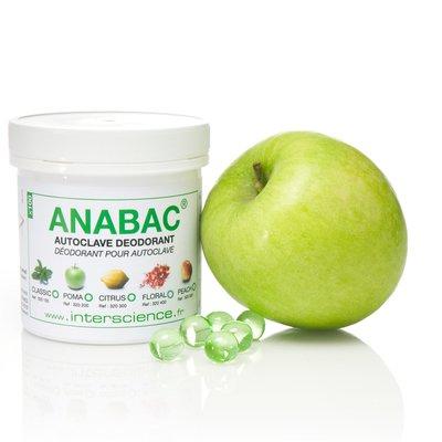 苹果香型高压灭菌锅除臭剂anabac320200