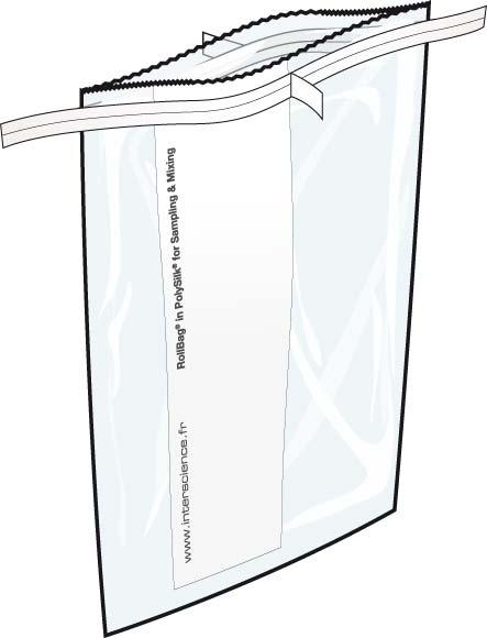 RollBag自封口取样无菌均质袋