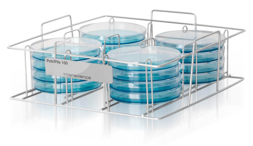 PetriPile培养皿存放架