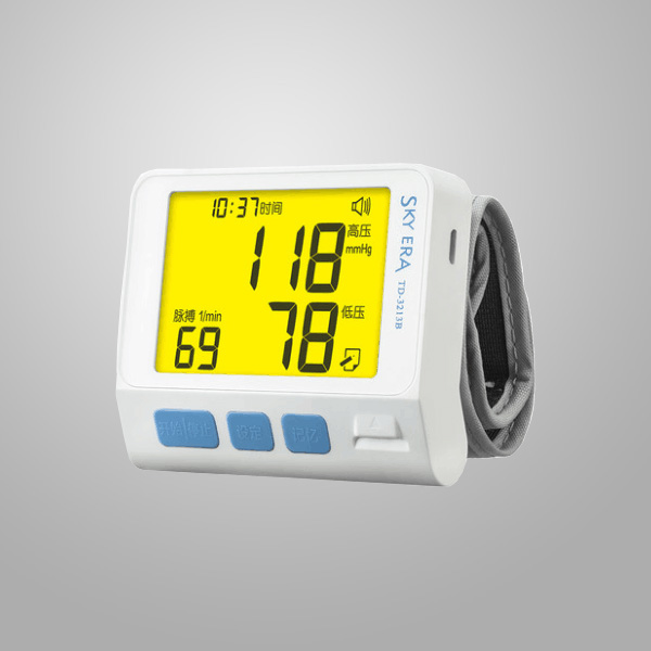 腕式血糖血压测试仪 TD-3213B