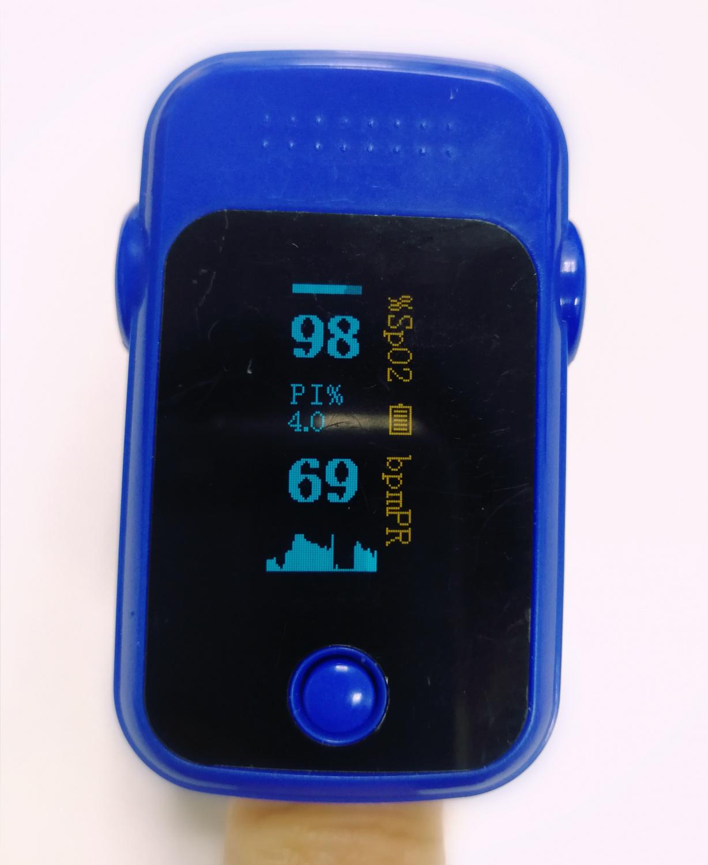 指甲式血氧仪 181A