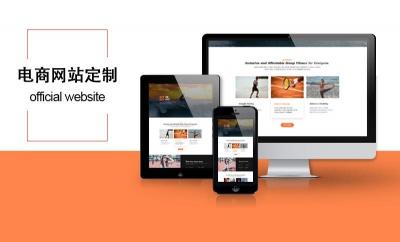 【电商网站】电商建设商城建设网站制作企业官网