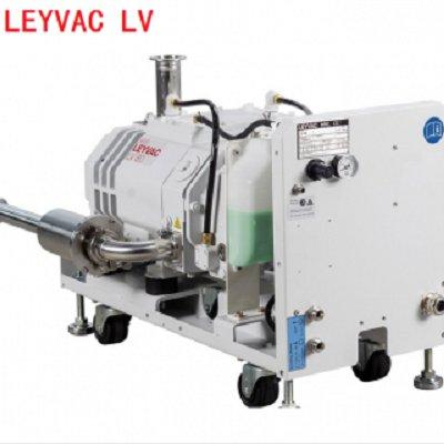 螺桿真空泵-LEYVAC LV系列