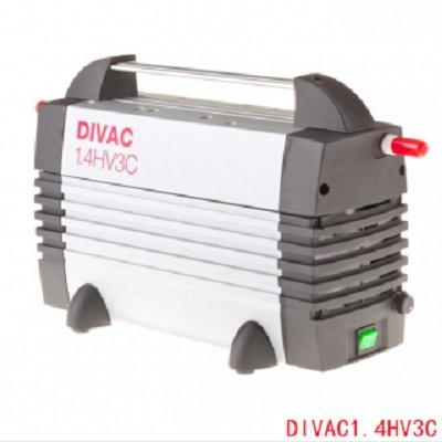 雙極膜片真空泵DIVAC 0.6L~DIVAC1.2L系列