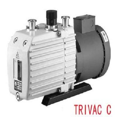 雙級油封式旋片泵-TRIVAC C系列