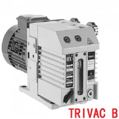 雙極油封式旋片泵-TRIVAC B 標準