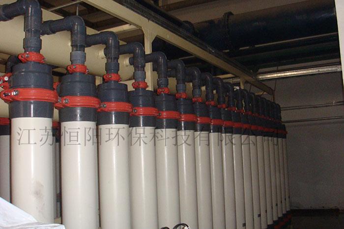 Ultrafiltration device