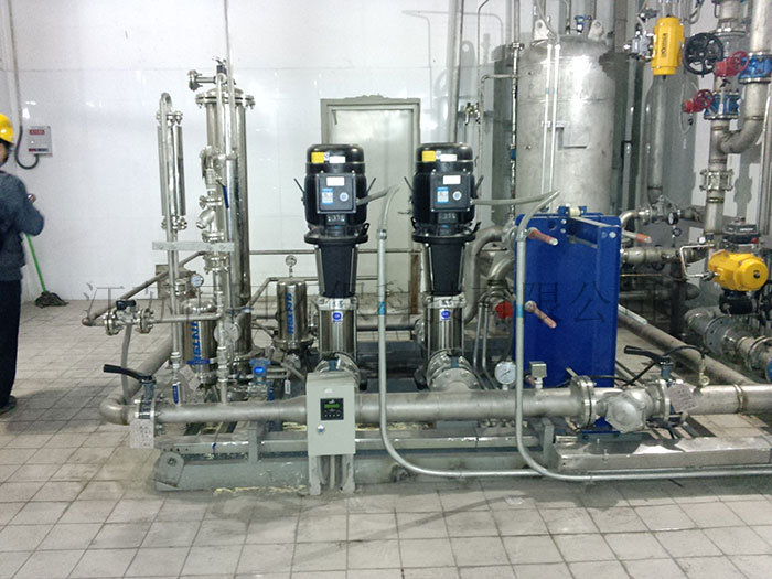 Integrated cooling unit