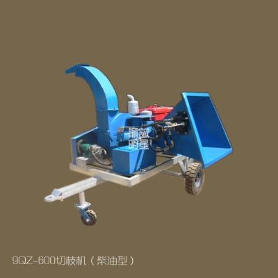 9QZ-600C切枝机(柴油版树枝粉碎机)