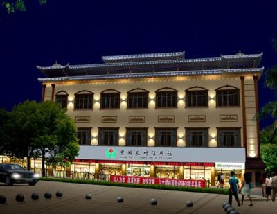 柳州融水灯光设计