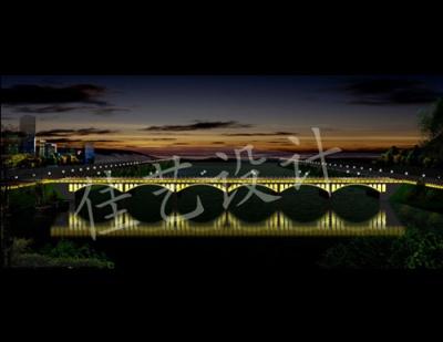 山西沁源灯光规划设计