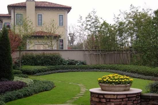 别墅花园养护