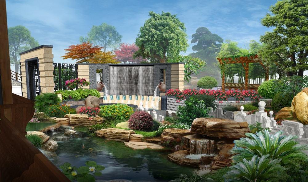 绿化设计与施工