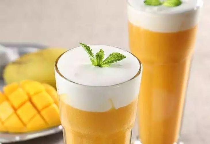 芝士粉应用—奶茶