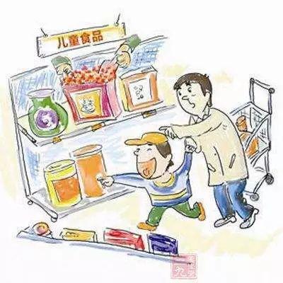 """当心!你买的""""儿童食品""""未必更健康"""