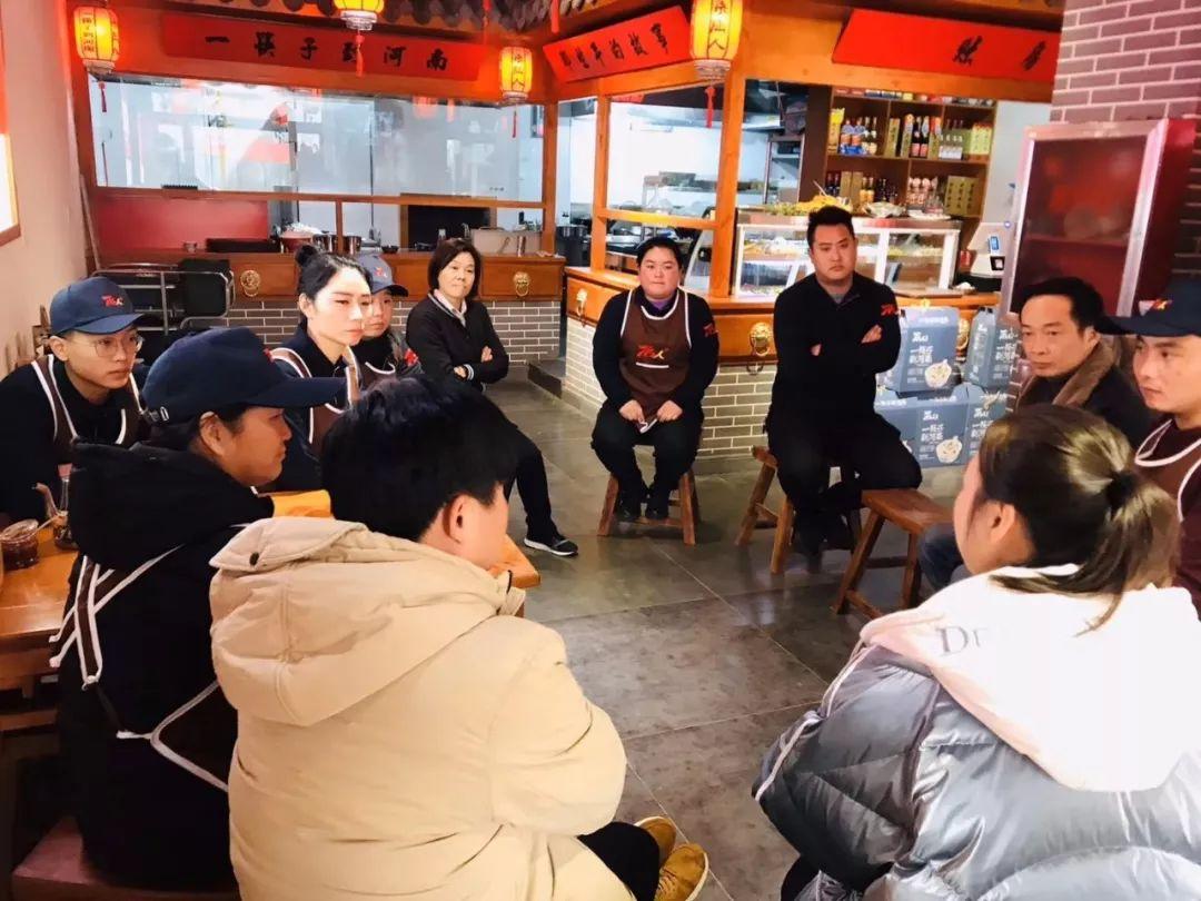 76人老烩面第83家店浚县尚城店金日开业