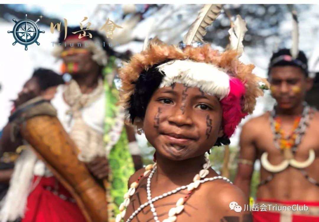 【远征直击】巴布亚新几内亚(下)|食人部族们的丛林之灵