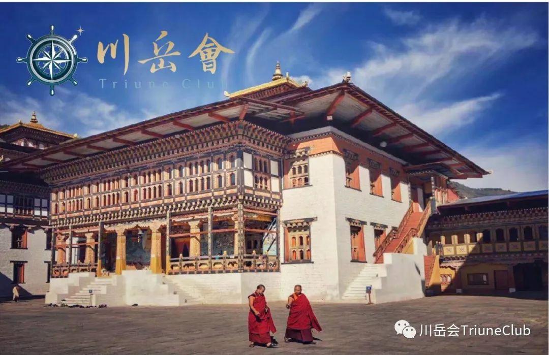 【远征直击】不丹行记1 | 香格里拉祥云中的遗世之国