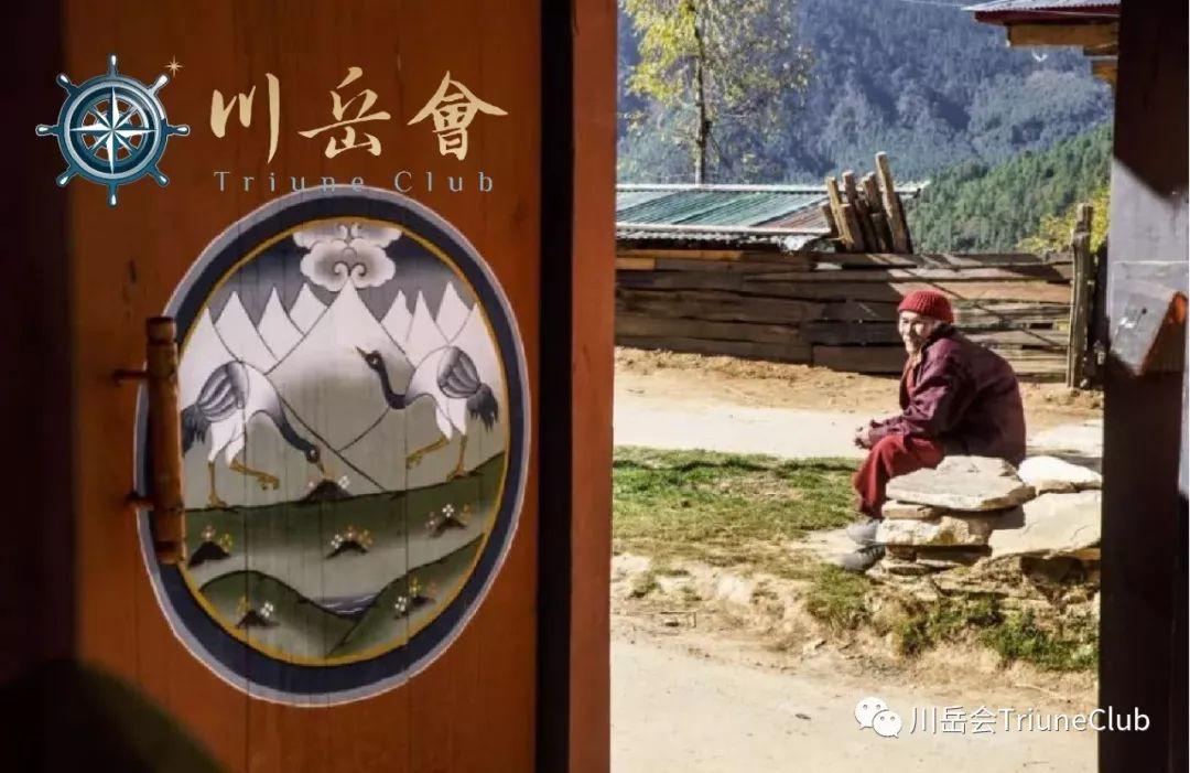 【远征直击】不丹行记2 | 神鸟眷顾的佛国山谷